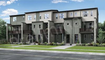 Aurora Condo/Townhouse Active: 2587 Moline Street