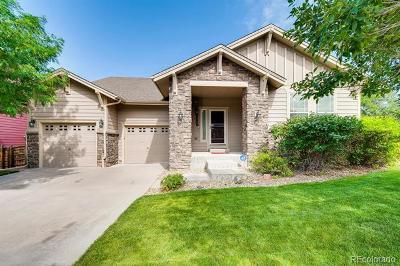 Adams County Single Family Home Active: 10500 Quintero Street