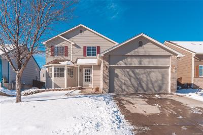 Commerce City Single Family Home Under Contract: 11725 Oakland Drive