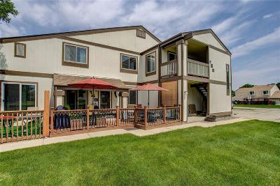 Arvada Condo/Townhouse Under Contract: 8737 Chase Drive #149