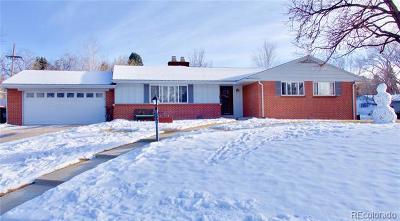 Single Family Home Active: 2900 East Bates Avenue