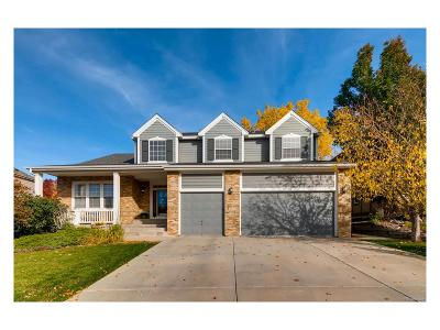 Highlands Ranch Single Family Home Active: 10116 Mockingbird Lane