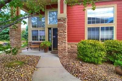 Broomfield County Condo/Townhouse Active: 13803 Legend Way #104