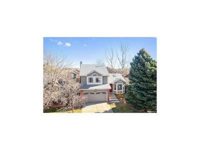 Highlands Ranch Single Family Home Under Contract: 9626 Pinebrook Street