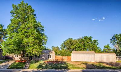 Single Family Home Under Contract: 3092 South Grape Way