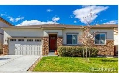Longmont Single Family Home Under Contract: 1639 Hideaway Court