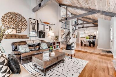 Evergreen Single Family Home Under Contract: 2334 El Dorado Lane