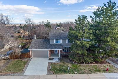 Westminster Single Family Home Active: 10410 King Circle
