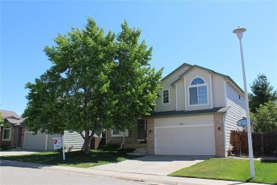 Aurora Single Family Home Active: 20872 East Princeton Place