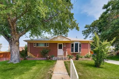 Northglenn Single Family Home Under Contract: 10928 Murray Drive