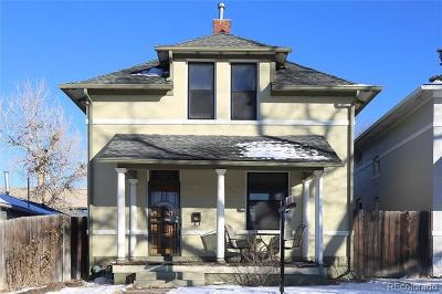Denver Single Family Home Active: 1176 South Logan Street