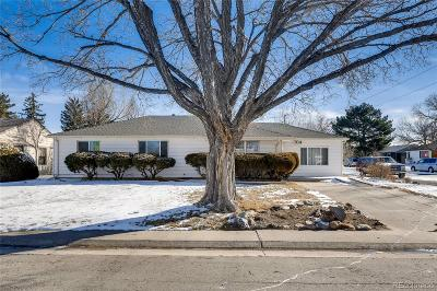 Aurora Single Family Home Under Contract: 704 Fulton Street