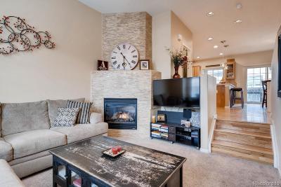 Highlands Ranch Condo/Townhouse Under Contract: 9496 Elmhurst Lane #B