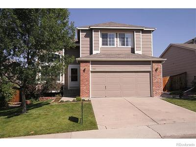 Highlands Ranch Single Family Home Under Contract: 9867 Castle Ridge Circle