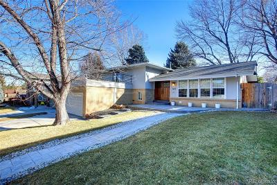 Single Family Home Under Contract: 7402 East Jarvis Place