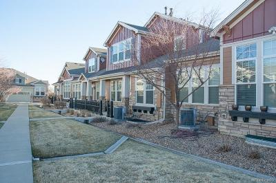 Broomfield Condo/Townhouse Under Contract: 3751 West 136th Avenue #S3