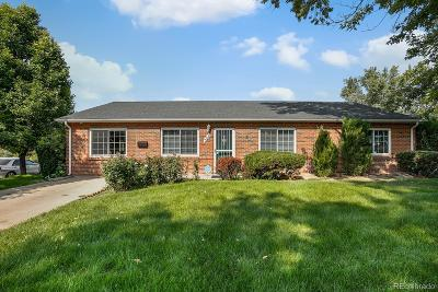 Arapahoe County Single Family Home Active: 701 Troy Court