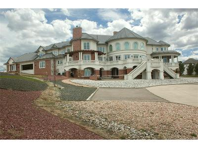Castle Pines CO Single Family Home Active: $1,990,000