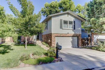 Fort Collins Single Family Home Under Contract: 2713 Dundee Court