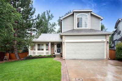 Highlands Ranch Single Family Home Under Contract: 2976 Deer Creek Place