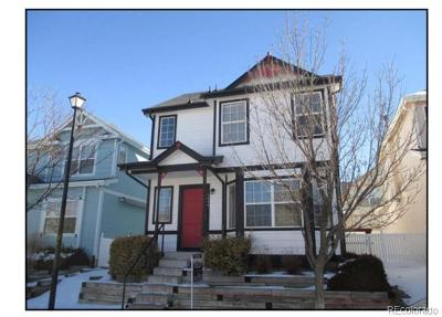 Aurora Condo/Townhouse Under Contract: 1634 South Buckley Circle