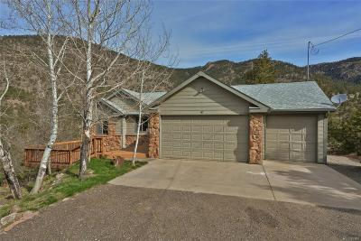 Lyons Single Family Home Active: 187 Wichita Road