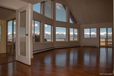 Westcliffe Single Family Home Active: 1105 County Road 319