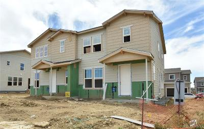 Aurora Condo/Townhouse Under Contract: 21843 East Quincy Place