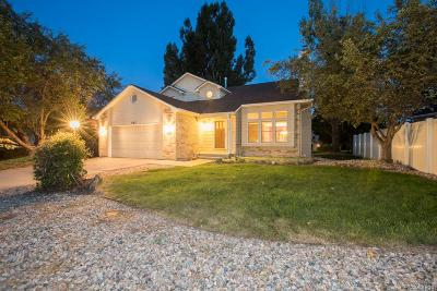 Loveland Single Family Home Active: 982 Claremont Place