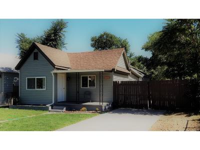 Denver Single Family Home Under Contract: 5110 Saint Paul Street