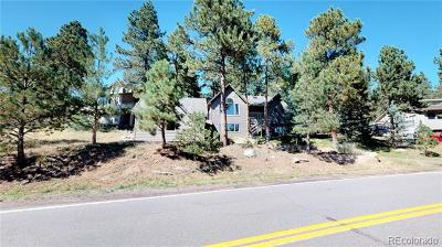 Golden Single Family Home Active: 25797 Foothills Drive