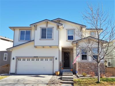 Highlands Ranch Single Family Home Active: 10750 Cedar Brook Lane
