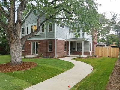 East Colfax, Montclair Single Family Home Active: 1130 Leyden Street