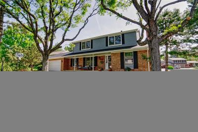 Englewood Single Family Home Under Contract: 5932 South Dayton Court