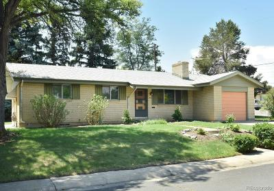 Northglenn Single Family Home Under Contract: 1514 West 103rd Place