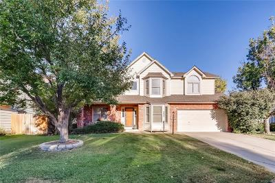 Aurora Single Family Home Active: 5825 South Danube Circle