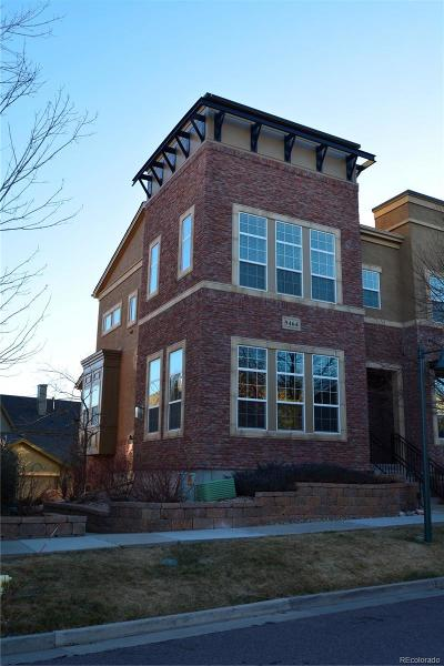 Highlands Ranch Condo/Townhouse Under Contract: 9464 Elmhurst Lane #A
