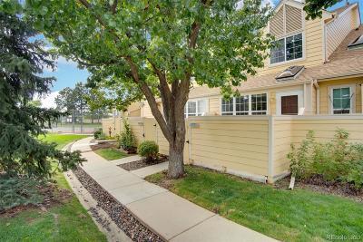 Denver Condo/Townhouse Sold: 7370 East Florida Avenue #1040