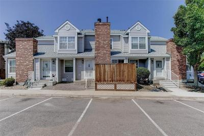 Arvada Condo/Townhouse Active: 8386 West 87th Drive #E