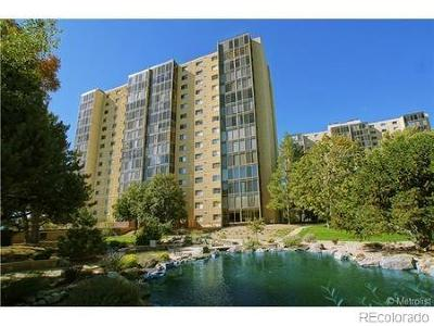 Denver Condo/Townhouse Active: 7865 East Mississippi Avenue #1508