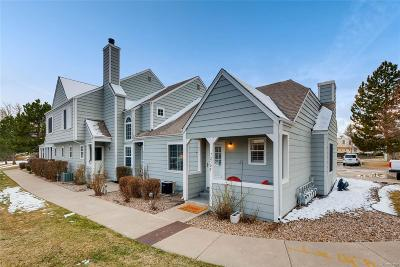 Arvada Condo/Townhouse Under Contract: 7250 Devinney Court #F