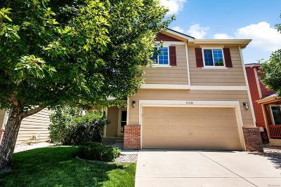 Northglenn Single Family Home Active: 11104 Clayton Street