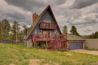 Bailey Single Family Home Active: 194 Long Ridge Drive
