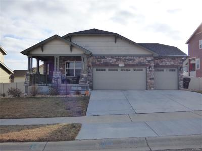 Greeley Single Family Home Under Contract: 2009 Talon Parkway