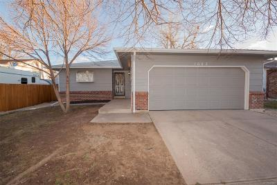 Aurora, Denver Single Family Home Active: 1662 Biscay Circle
