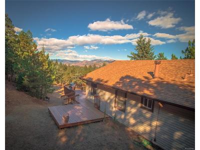 Evergreen Single Family Home Under Contract: 30392 Pine Crest Drive