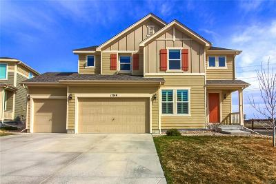 Parker Single Family Home Under Contract: 17019 Sweet Alder Street