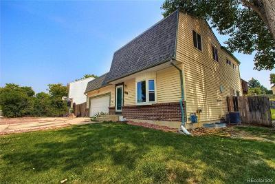 Thornton Single Family Home Under Contract: 9680 Lane Street