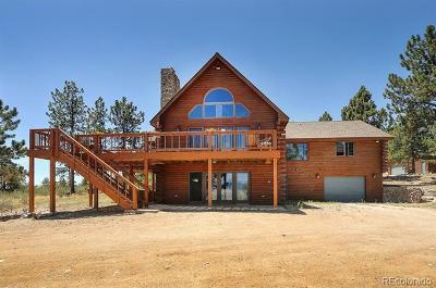Buena Vista Single Family Home Active: 16700 County Road 327