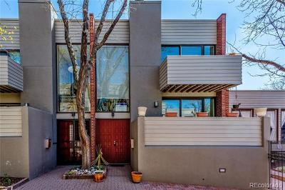 Cherry Creek Condo/Townhouse Active: 2450 East 5th Avenue #H